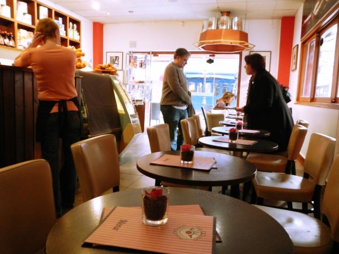 KULA Cafe Waffles London 7