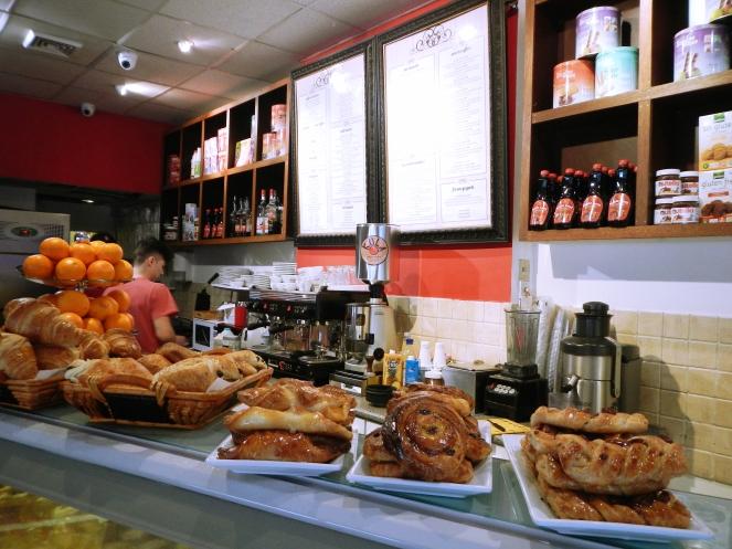 KULA Cafe Waffles London 8