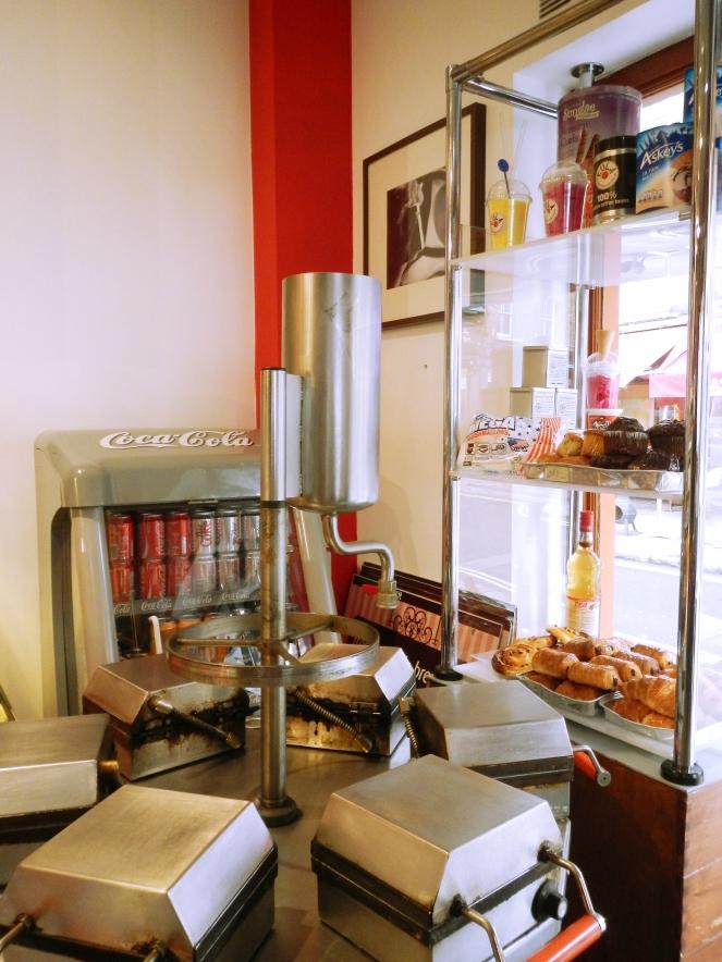 KULA Cafe Waffles London 9