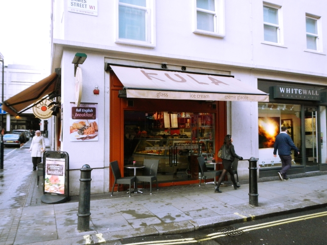 KULA Cafe Waffles London