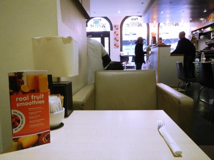 Pure Waffle London 2