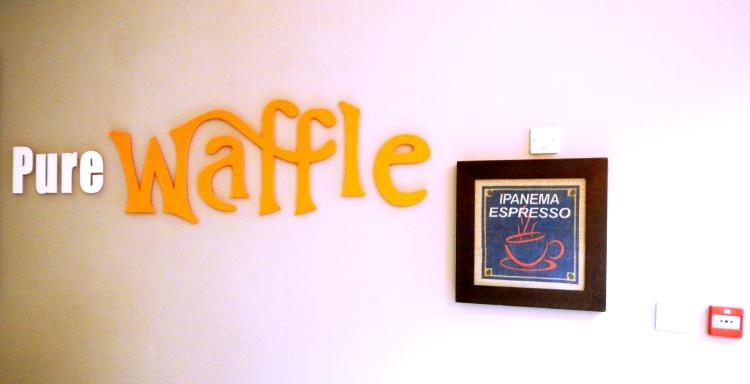Pure Waffle London d