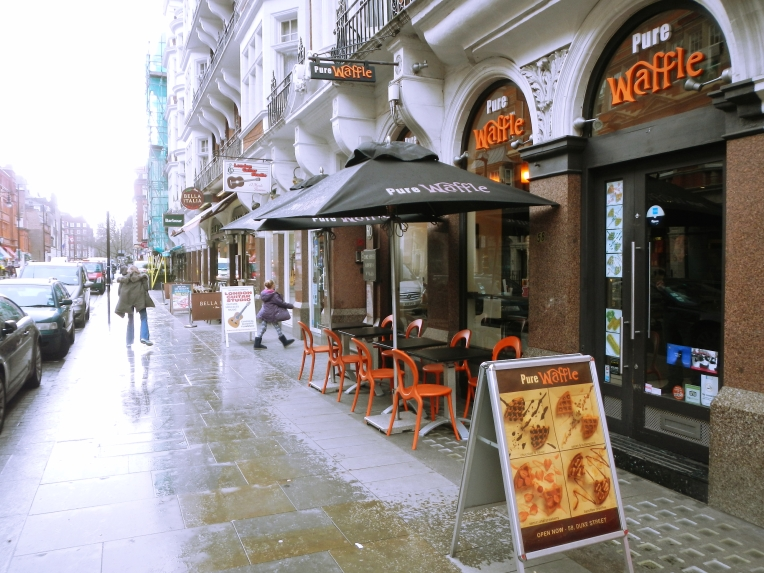 Pure Waffle London
