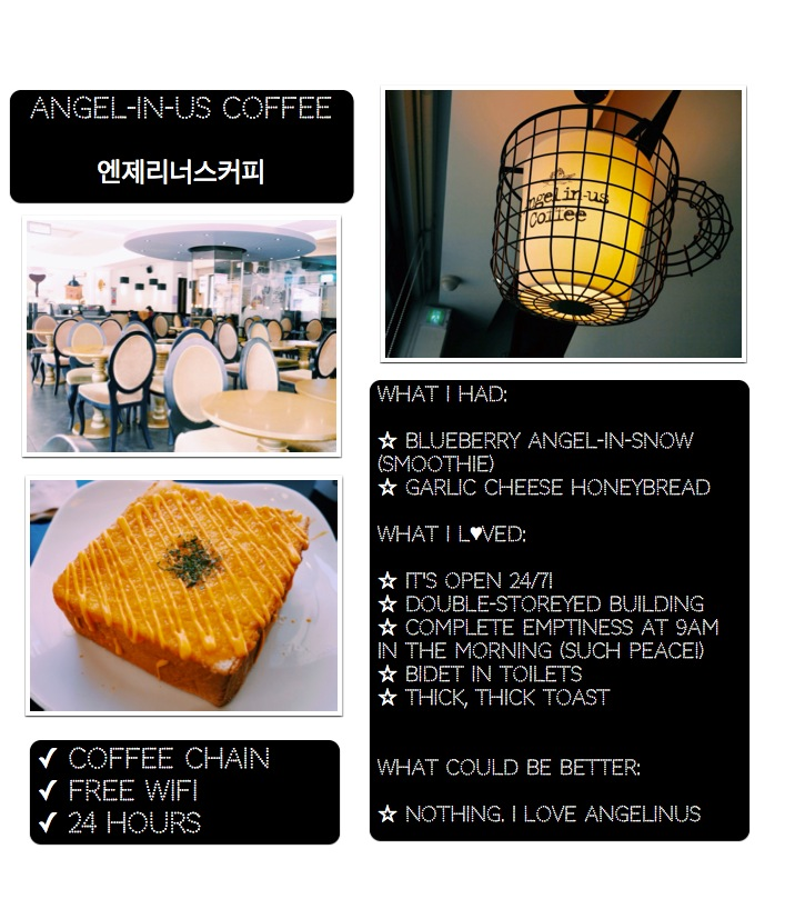 ANGELINUS COFFEE KOREA