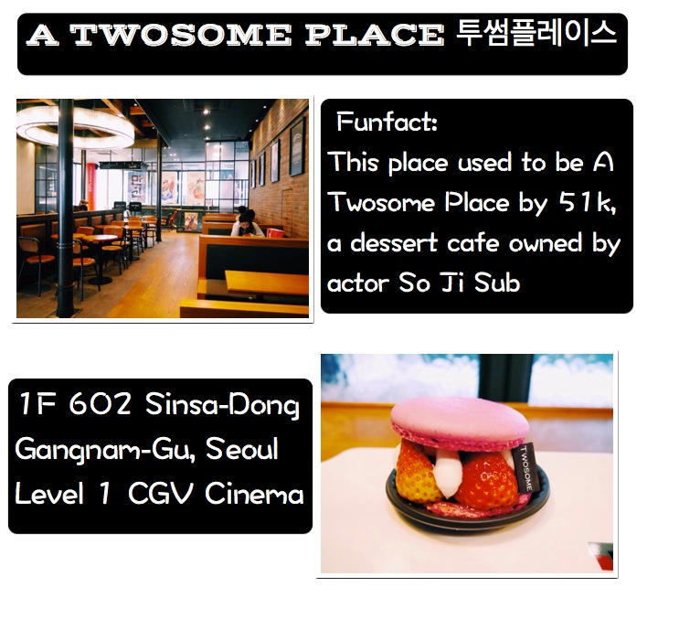 Twosome Place Cafe