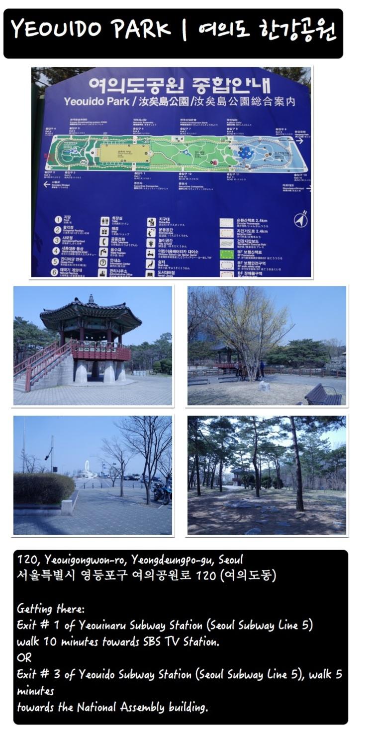 Yeouido Park Seoul