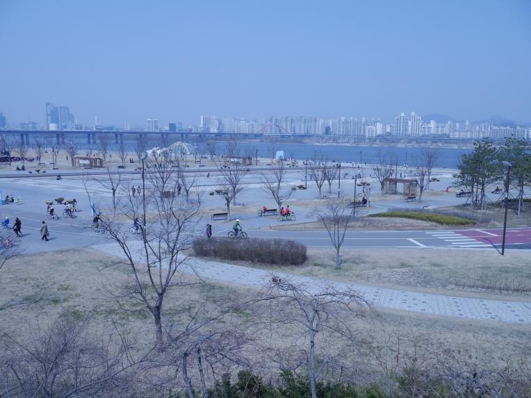 Hangang Yeouido Park
