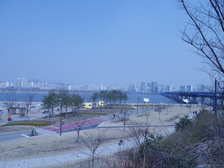 HAN RIVER KOREA