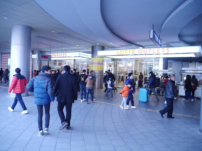 Lotte Outlets Seoul