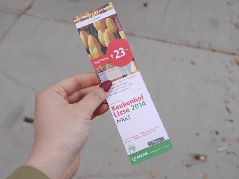 Keukenhof Tickets