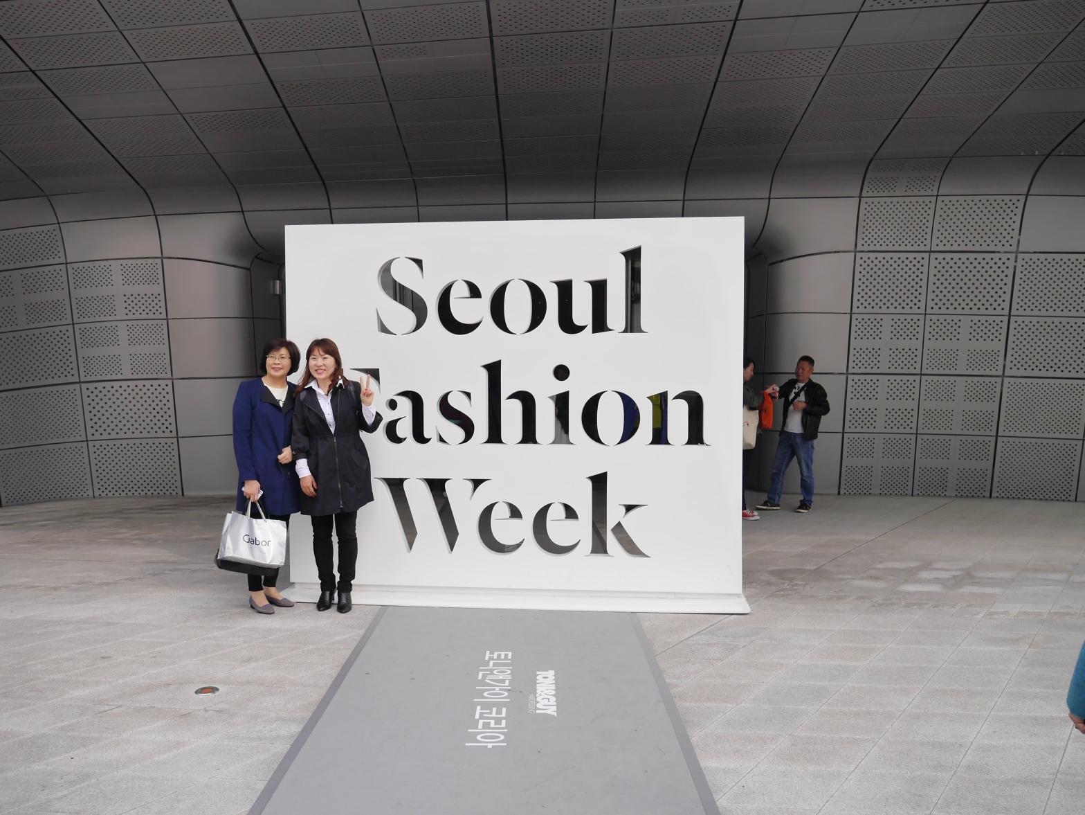 Viktoria Jean Li in Korea - Seoul Fashion Week