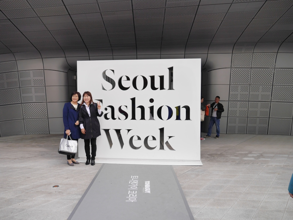 Viktoria Jean Li in Korea - Seoul Fashion Week