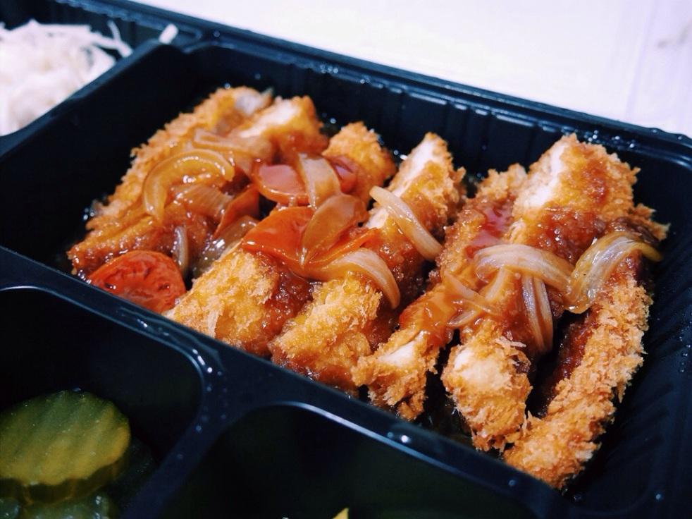 Viktoria Jean Li - Seoul Chicken Teriyaki
