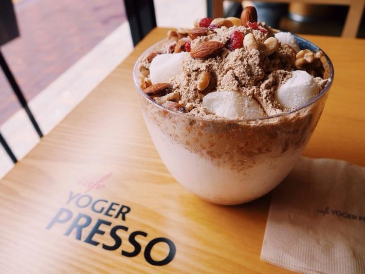 Viktoria Jean Li - Seoul Bingsoo at Yogerpresso