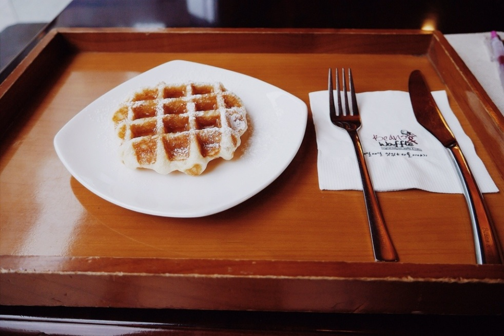 Viktoria Jean Li - Seoul Beans & Waffles