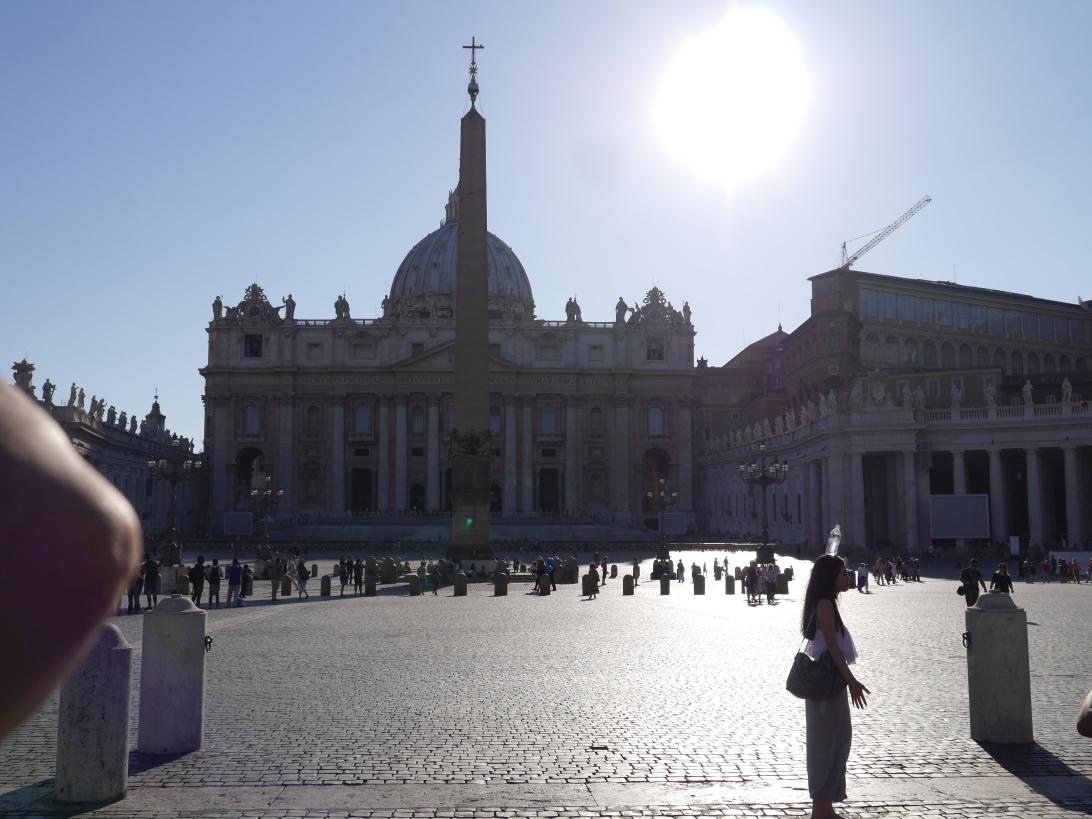 Viktoria Jean Travels Rome