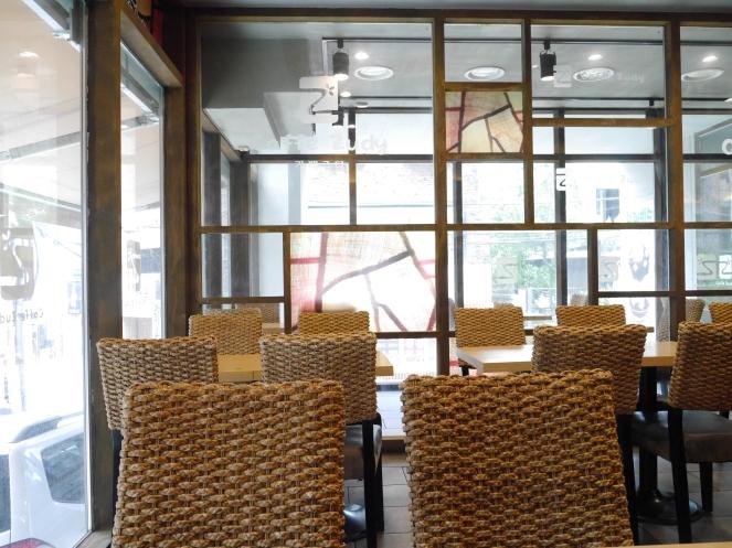 Caffe Zudy Ewha University