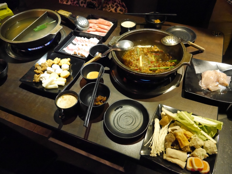 Taiwanese Hotpot