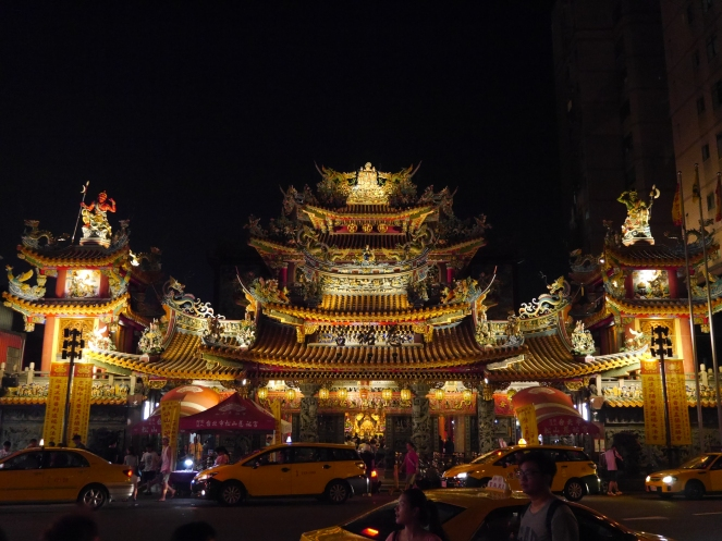 ROUHE NIGHT MARKET TAIWAN