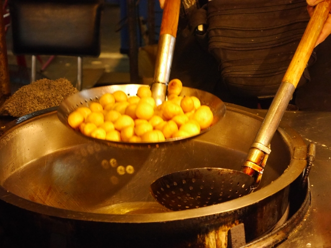 fried cuttlefish balls taiwan