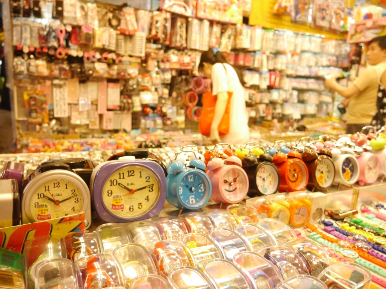 clocks taipei