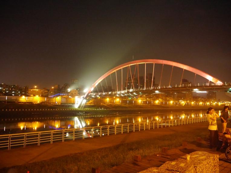 Taiwan Rainbow Bridge Keelung River 4