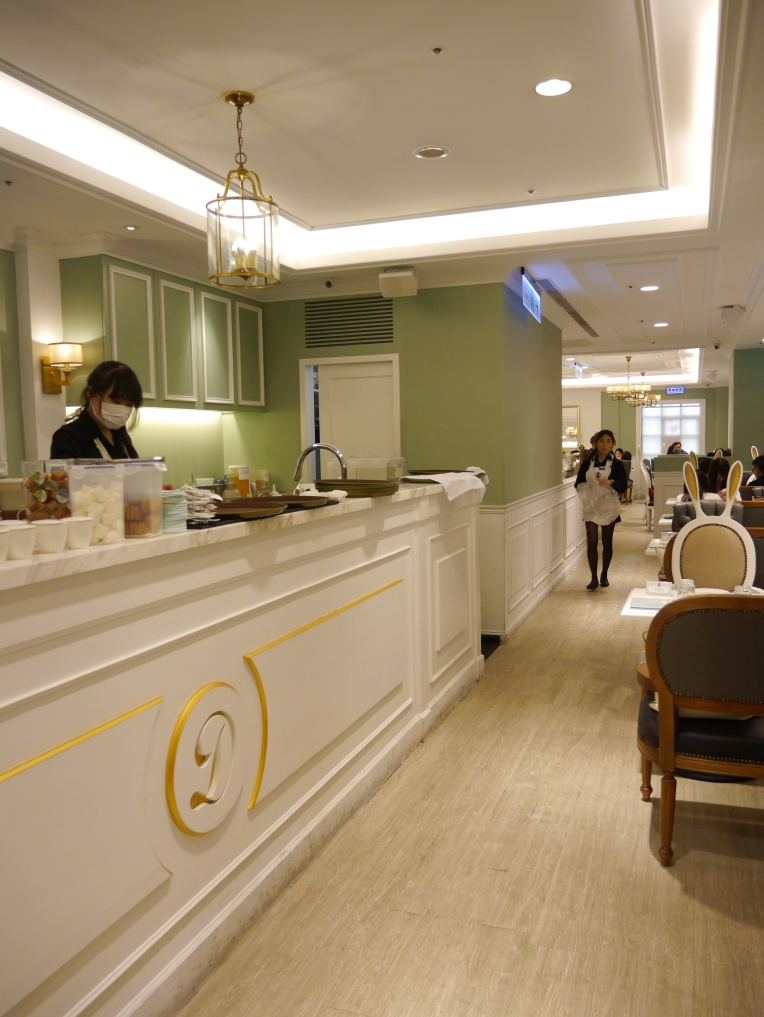 Dazzing Cafe HongKong 3