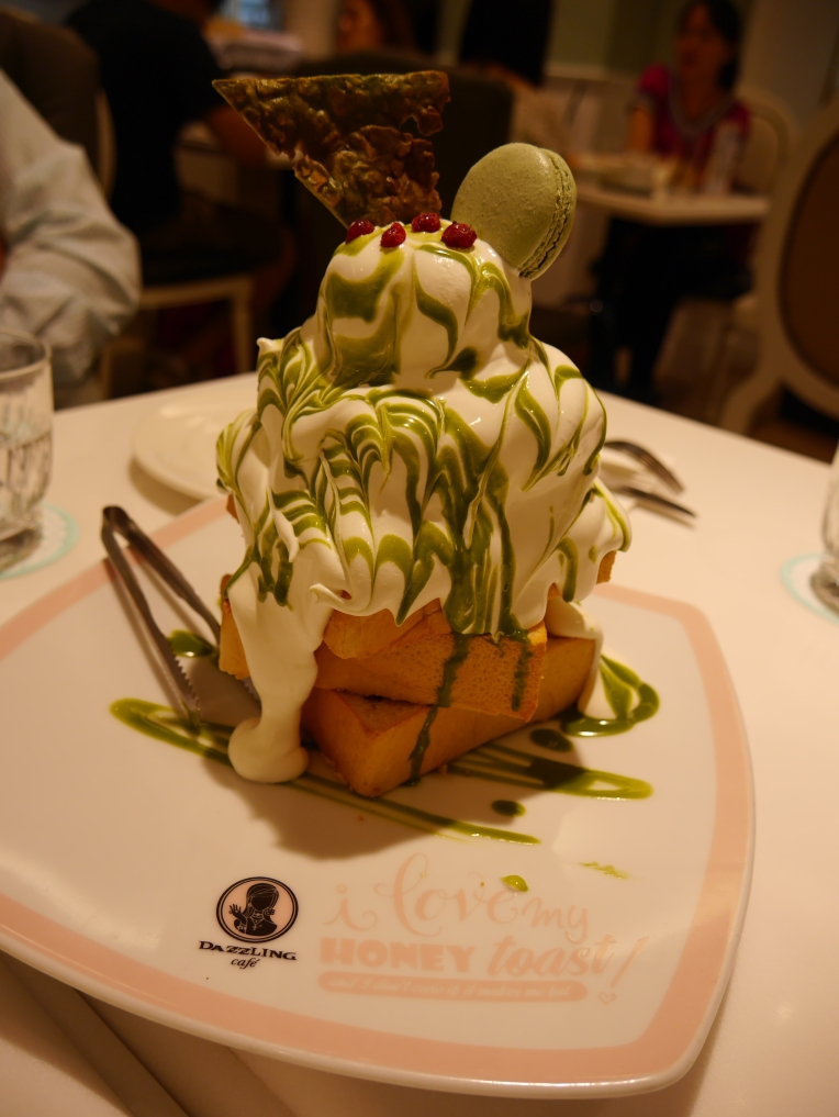 Dazzing Cafe HongKong 8