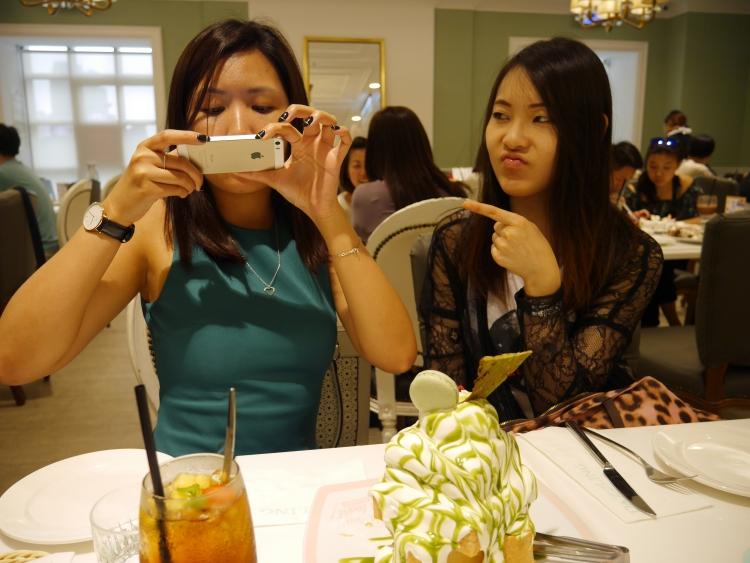 Dazzing Cafe HongKong 9