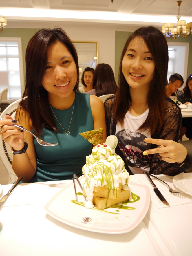 Dazzing Cafe HongKong 10