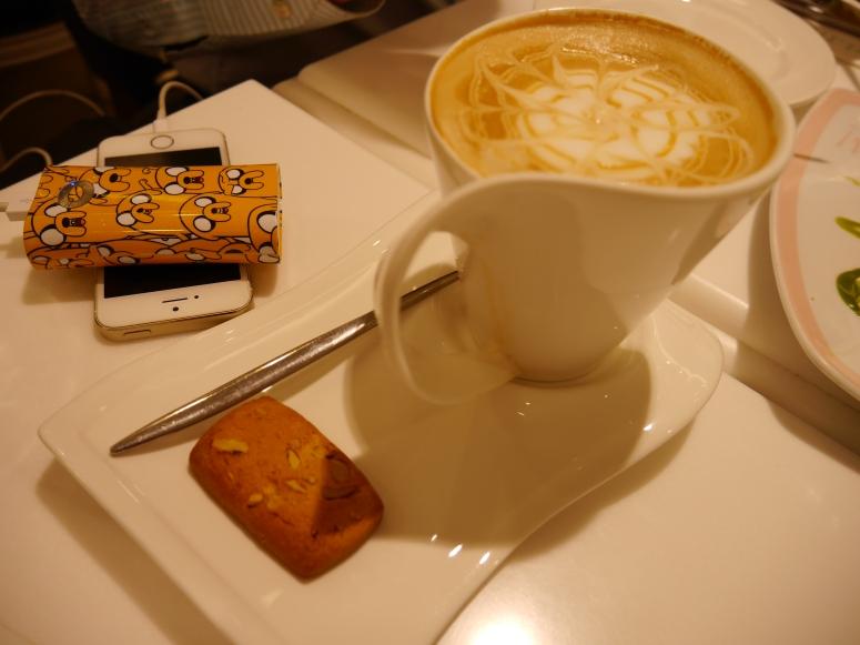 Dazzing Cafe HongKong 11