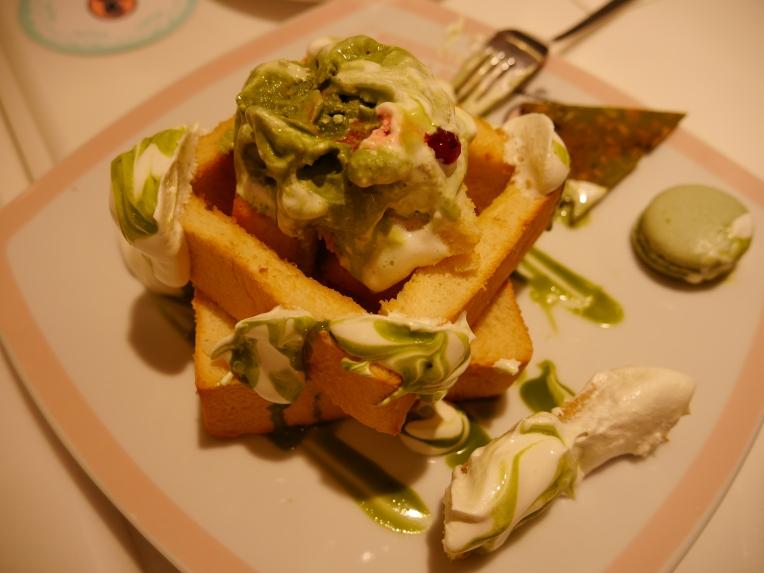 Dazzing Cafe HongKong Food