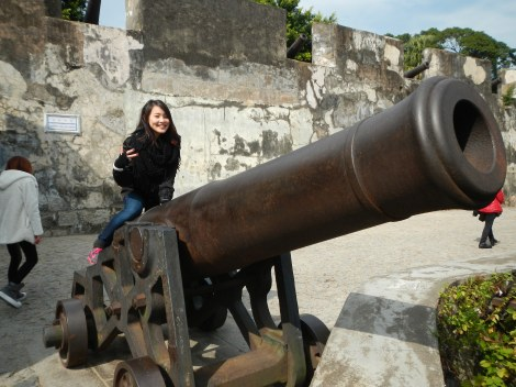 Girl In Macao Travel Blog Cannonball