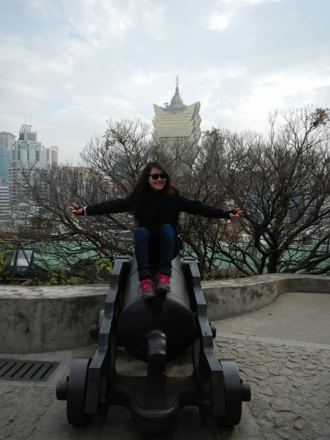 Macau Travel Blogger
