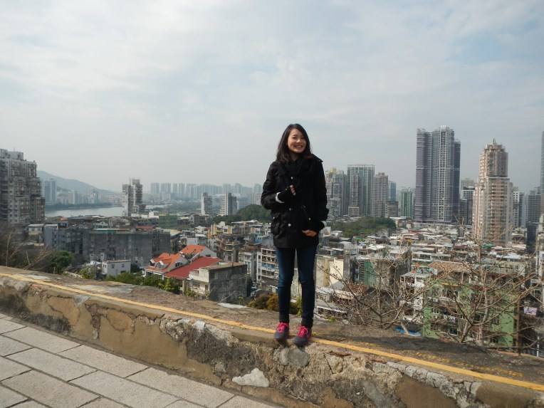 Girl In Macau