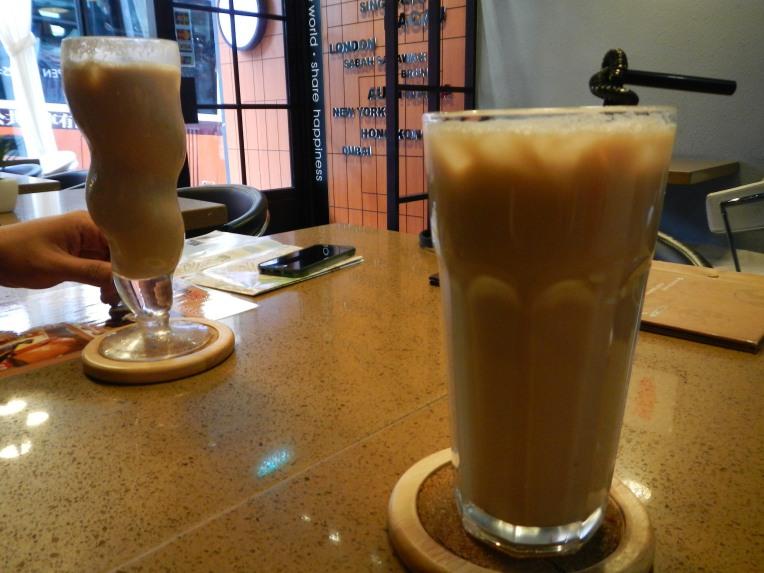coffee macau