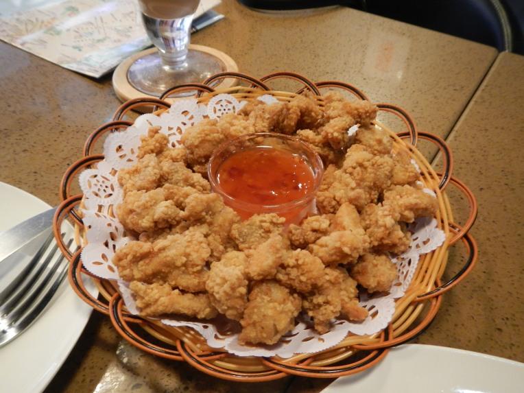 fried chicken macau