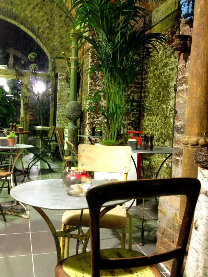 Cafe Seating 20.11.14