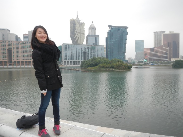 Macau Girl Coast
