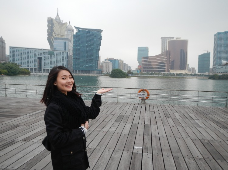 Girl In Macau