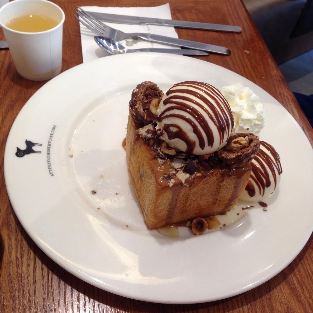 After You Dessert Cafe bangkok - Viktoria Jean