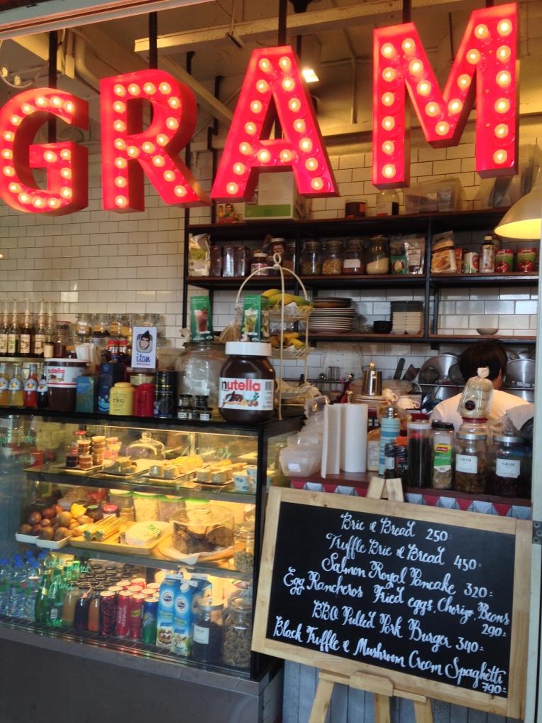 Gram Cafe Thailand