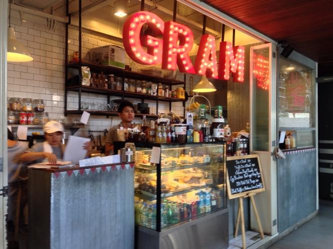 Gram Cafe, Bangkok