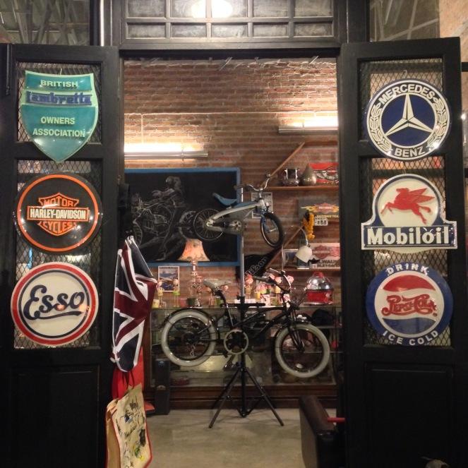 All things biker chic