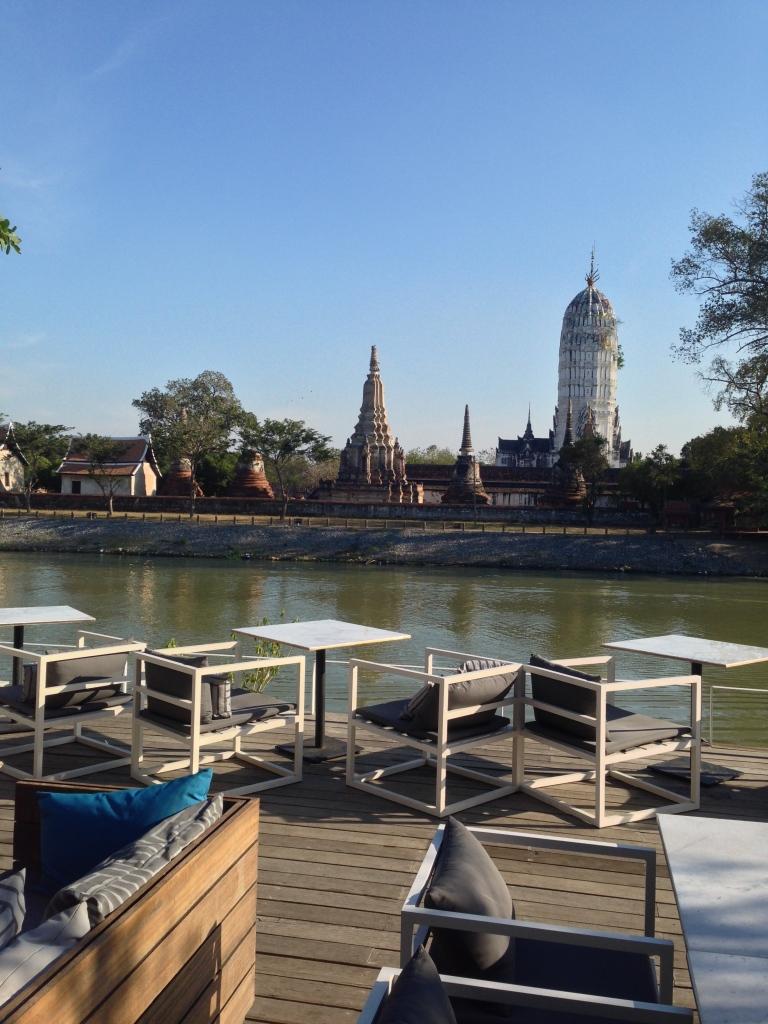 Seaview Dining Sala Ayutthaya Thailand
