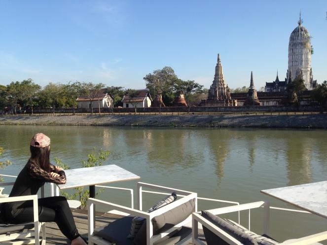 Seaview Dining Thailand Ayutthaya