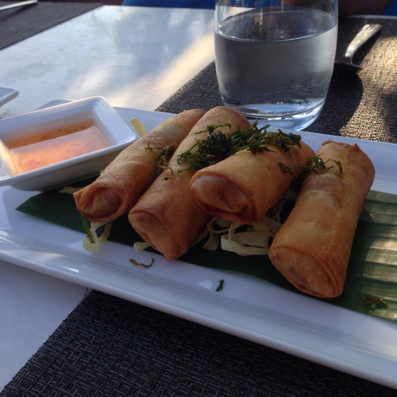 Crispy Rolls Thailand