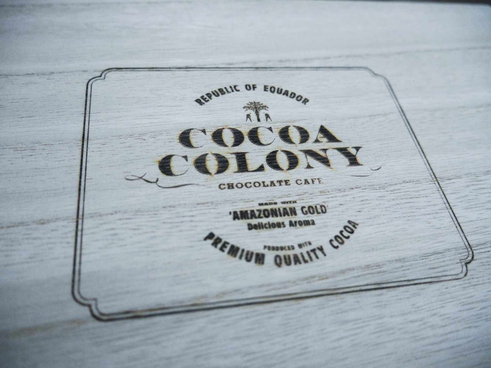 Cocoa Colony Singapore - Viktoria Jean
