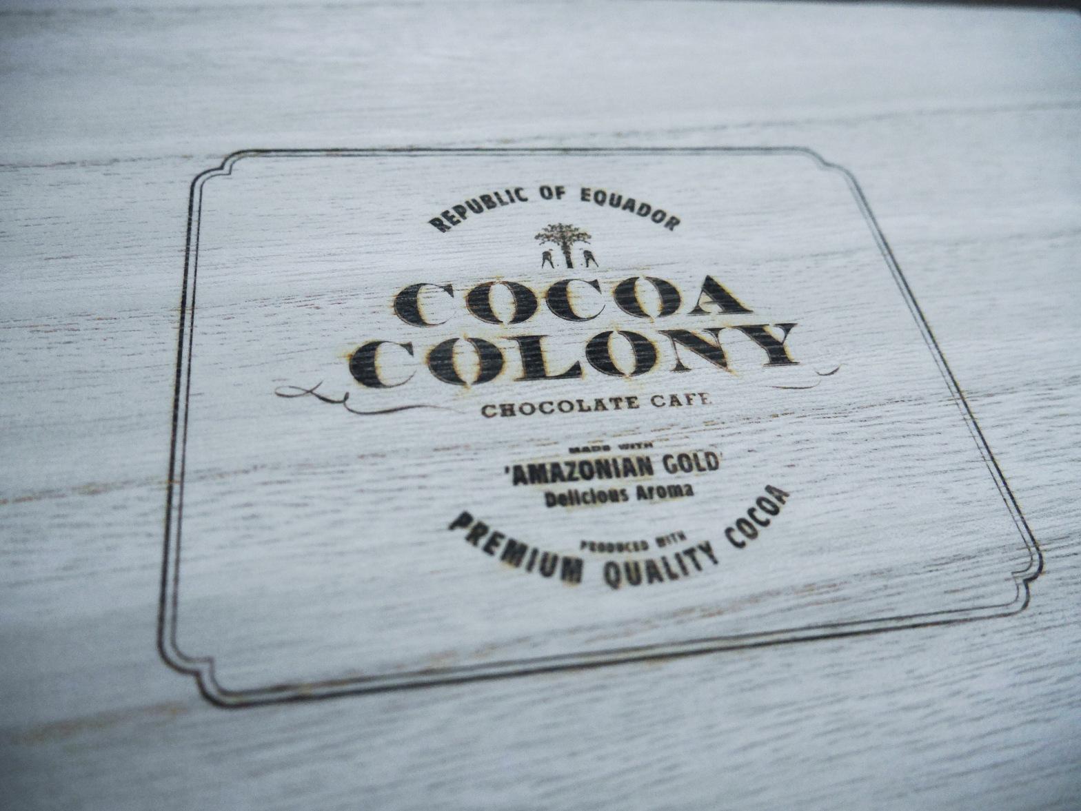 Cocoa Colony Singapore - Viktoria Jean